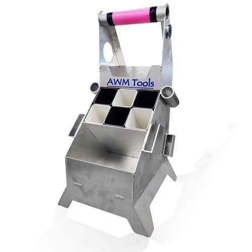 Awm racetrack tool box